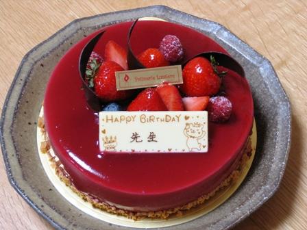 ケーキも!