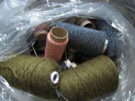Think Of Japan While Knitting