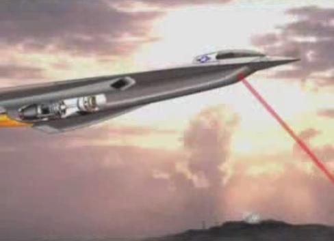 レーザー兵器1