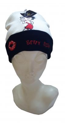 Betty Boop<ベティ・ブープ>ビーニー/ニット帽