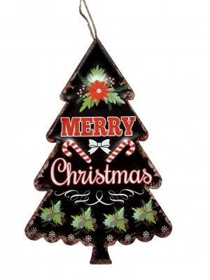DITICHTRダイカットサイン クリスマス<クリスマスツリー>
