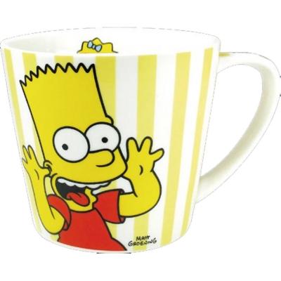シンプソンズ【The Simpsons】マグカップ(アップ)