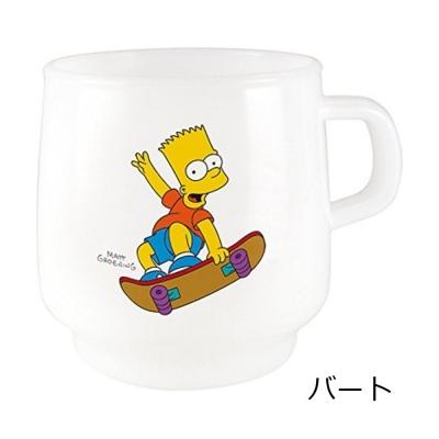 シンプソンズ【The Simpsons】ミルキープラカップ