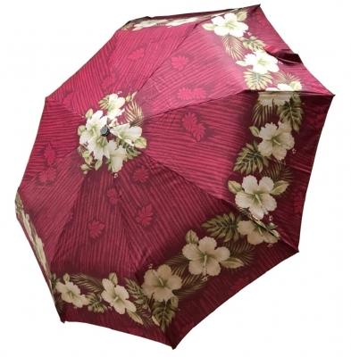 ハワイアン柄 折りたたみ傘