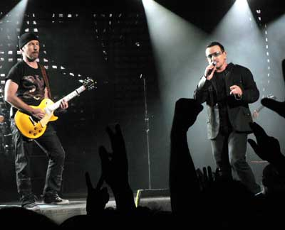 U2 virtigo tour
