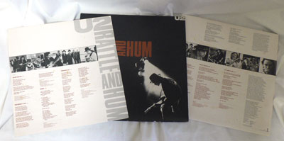 rattle and hum 3seets
