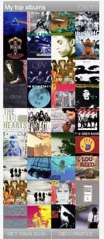 My Top Albums