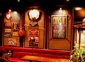 Bar Paradise City