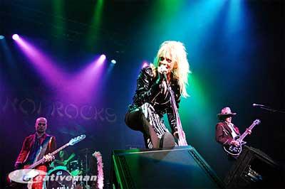 Hanoi Rocks 新木場 2009