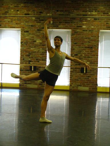 ballet 1 smile?