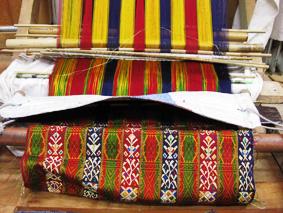 Bhutan 王様の布