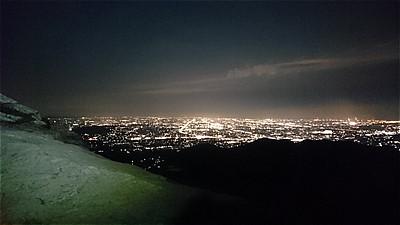 播磨の夜景