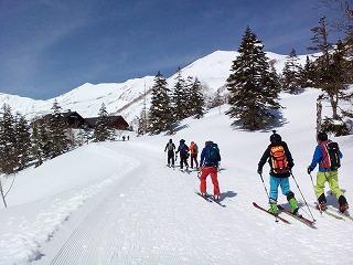 春スキーシーズンですね~