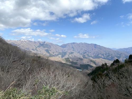 貝月山とブンゲン