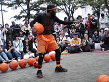 バスケットボールマン1