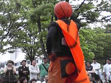バスケットボールマン2