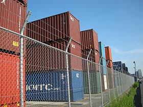 品川埠頭倉庫