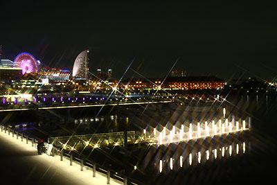開港への道1