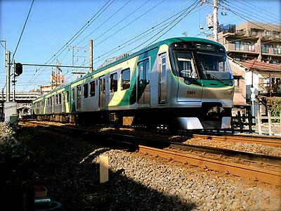 多摩川線2