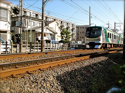 多摩川線3