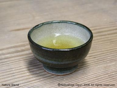 岡本さんお茶