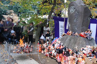 鴻巣人形感謝祭12