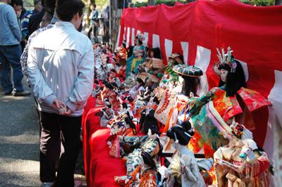 22年岩槻人形供養祭1