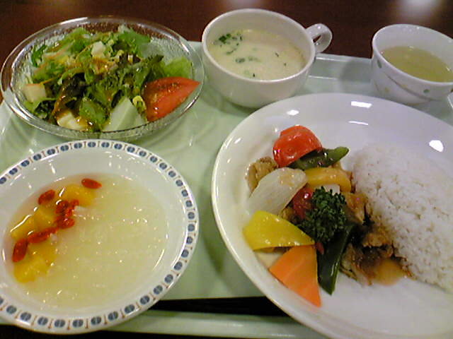 Hamayaku Lunch