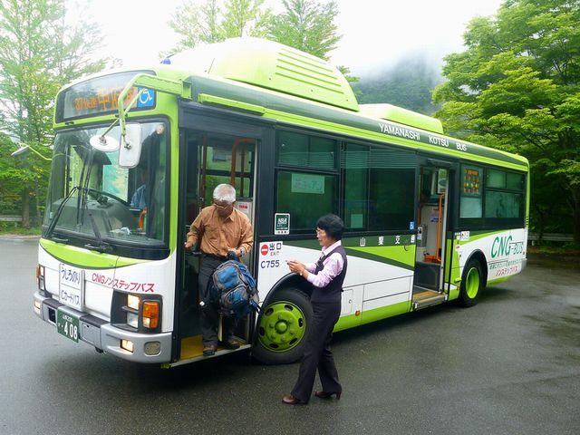 山梨交通バス
