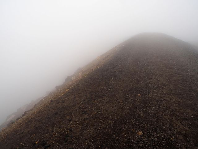昭和噴火口