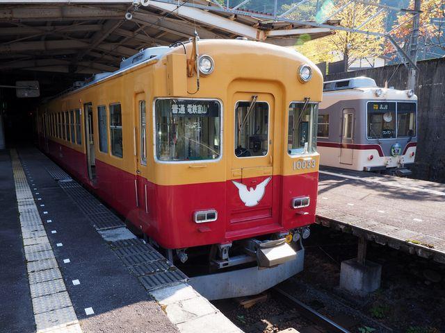 富山地鉄テレビカー