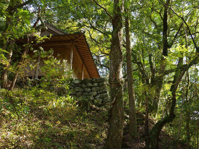 轟の滝神社