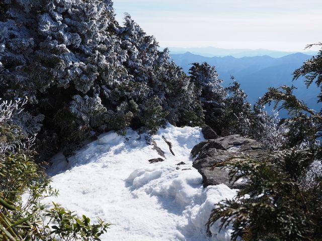 二ッ岳山頂