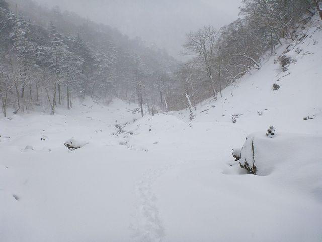 フスベヨリ谷