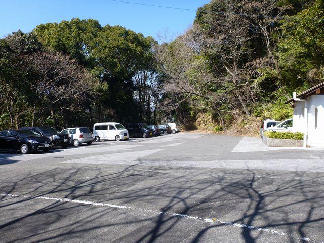 筆山駐車場
