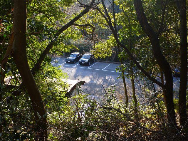 筆山第1駐車場