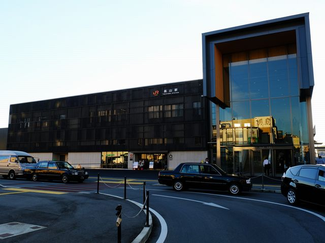 JR高山駅