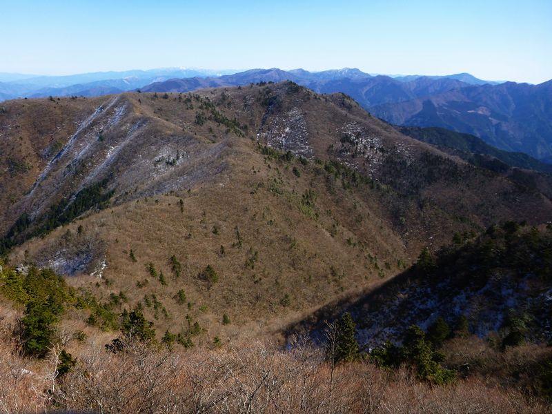 ハネズル山