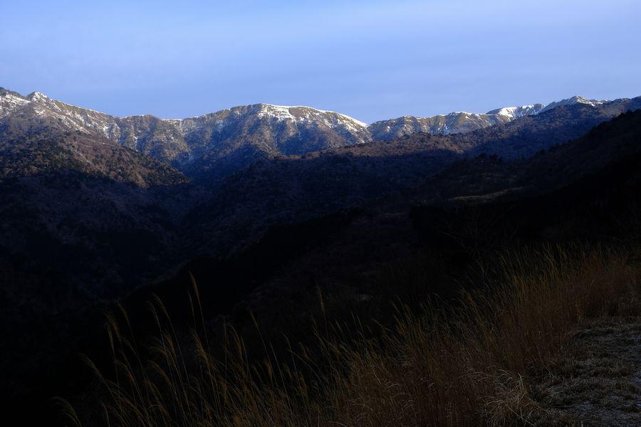 西熊山・三嶺