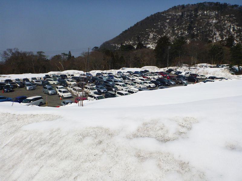 大山博労座駐車場