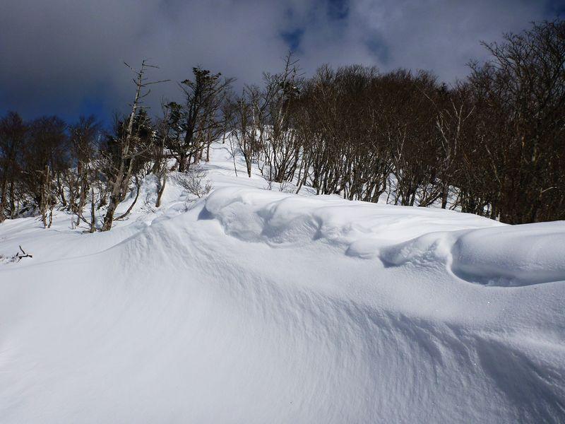 三嶺白髪山コース