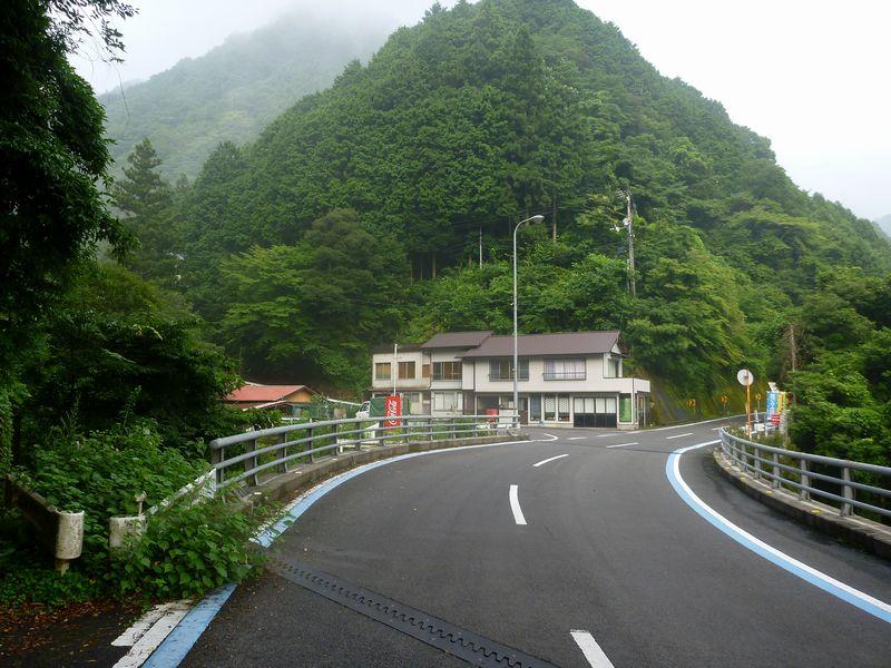 県道6号高知伊予三島線