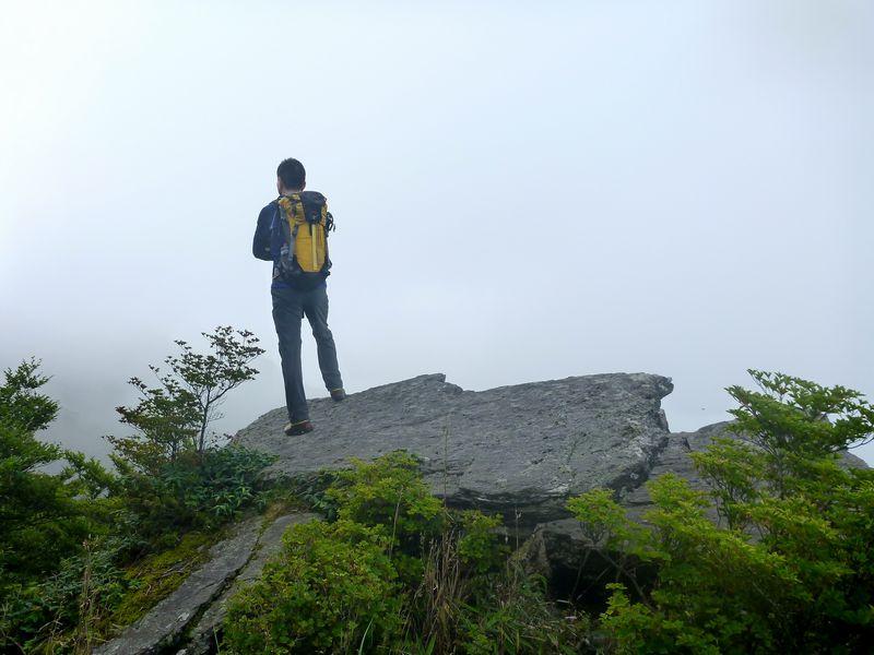 大森山・岩塔