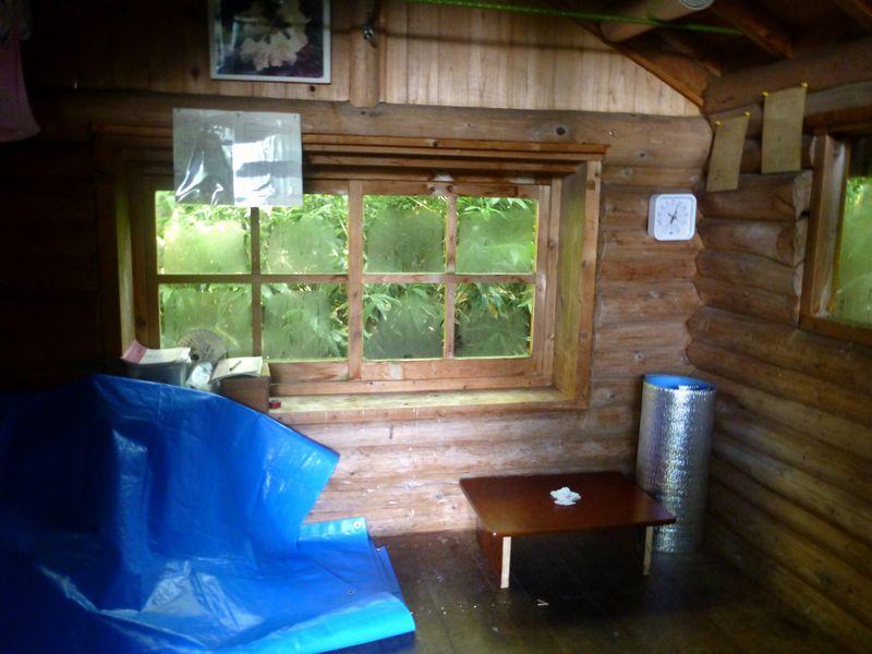 野熊ノ池避難小屋