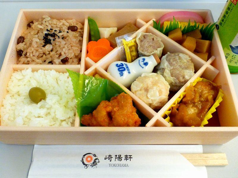JR東日本発足30周年記念弁当
