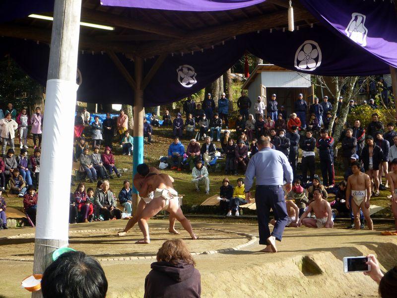 火鎮祭相撲大会