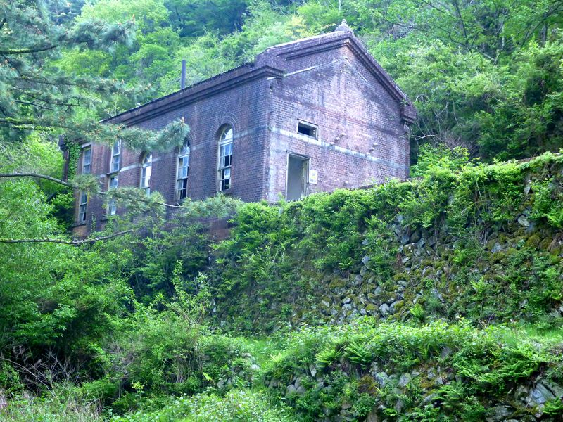 旧東平第三変電所