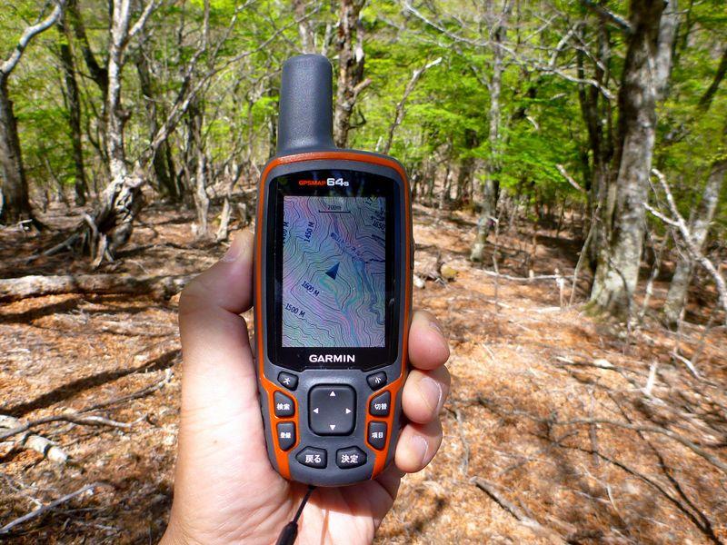 GPSMAP64s