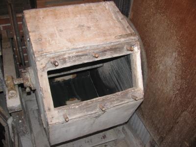 磨きの機械