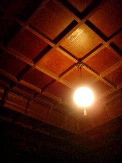 東慶寺・本堂の天井